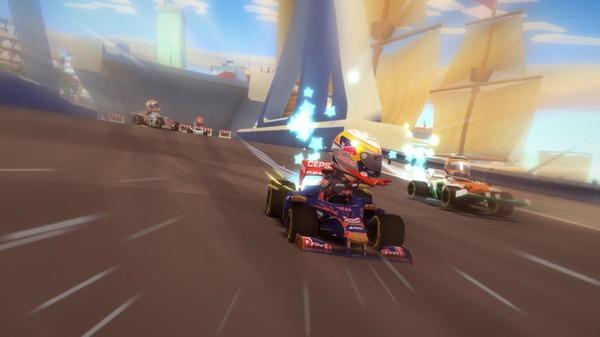 F1 Race Stars - Europe Track DLC