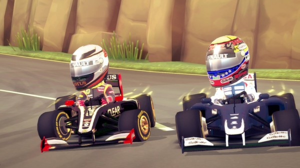 F1 Race Stars - Games Accessory Pack (DLC)