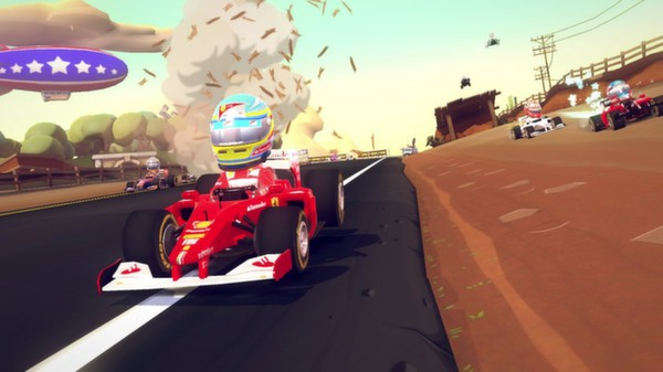 F1 Race Stars - Christmas Accessory Pack (DLC)