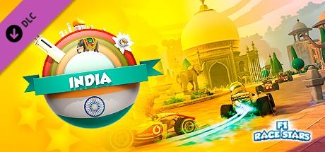 Купить F1 Race Stars - India Track (DLC)