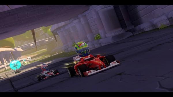 F1 Race Stars - India Track (DLC)