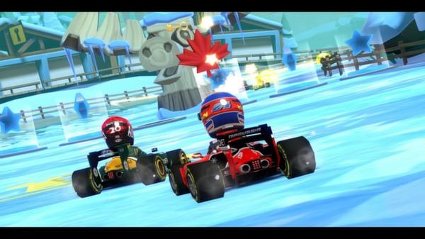 F1 Race Stars - Canada Track (DLC)