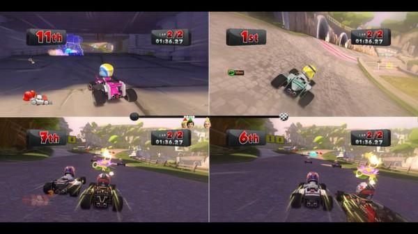 F1 Race Stars - China Track (DLC)