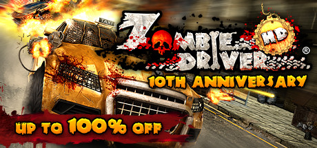 Save 100% on Zombie Driver HD on Steam