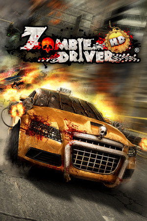 Zombie Driver HD poster image on Steam Backlog