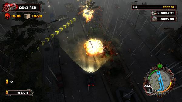 Zombie Driver HD Soundtrack (DLC)