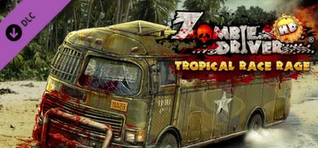 Купить Zombie Driver HD Tropical Race Rage (DLC)