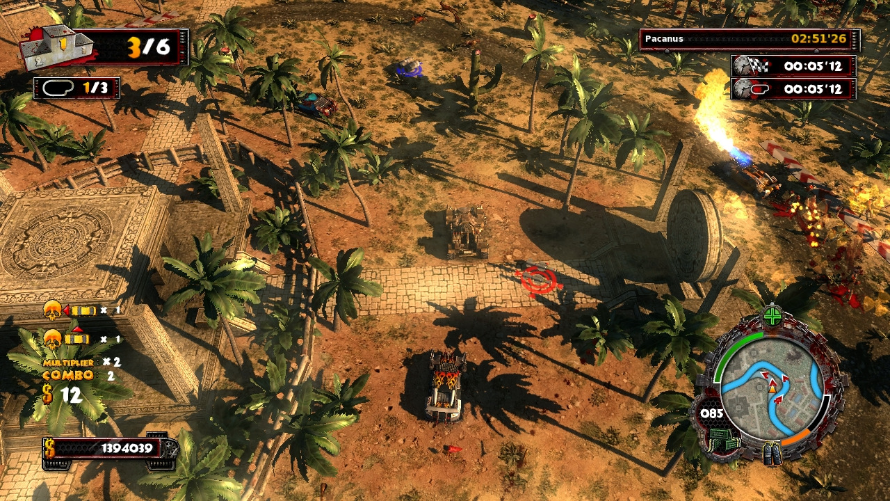 Zombie Driver HD Tropical Race Rage Steam Discovery