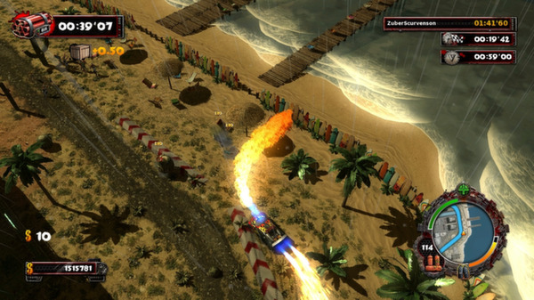 Zombie Driver HD Tropical Race Rage (DLC)
