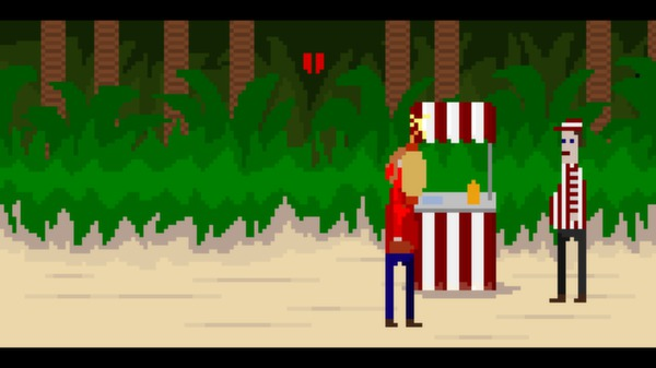 Screenshot of McPixel