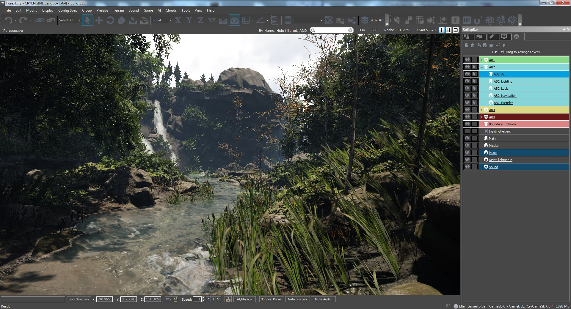CRYENGINE on Steam