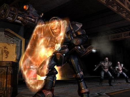 скриншот Quake IV 3