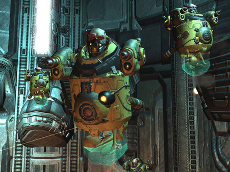 Скриншот из Quake IV