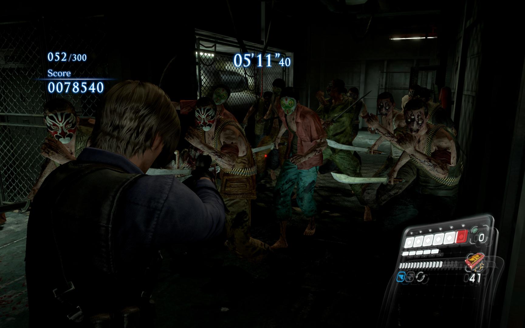 Resident Evil 6 Repack R.G Mechanics Free Download - 5.2 GB