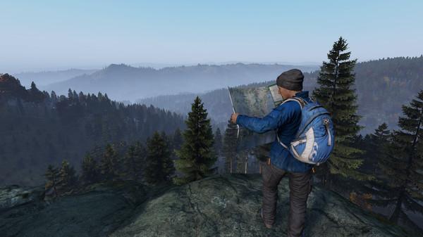 скриншот DayZ 5