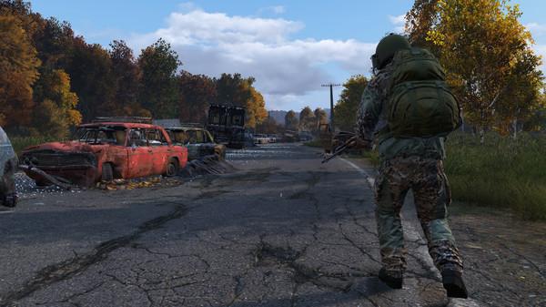 скриншот DayZ 8