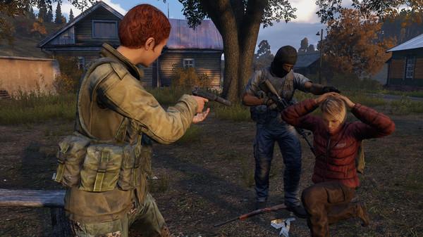 скриншот DayZ 4