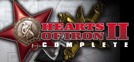 Hearts of Iron 2 Complete on Steam