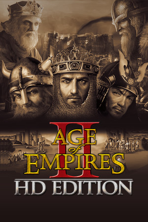 Age of Empires II (2013) poster image on Steam Backlog