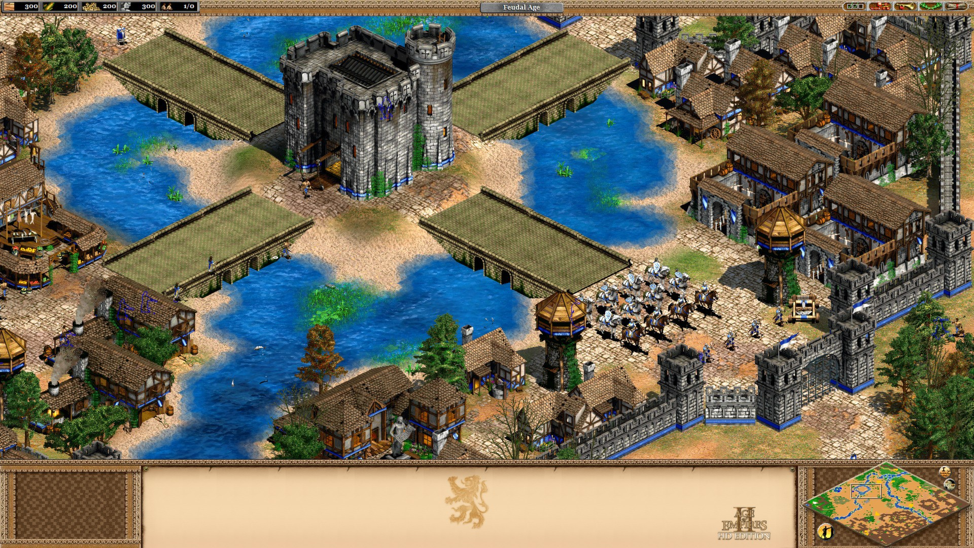 age of empires ii hd on steam