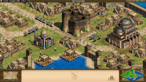 Age of Empires II HD Screenshot
