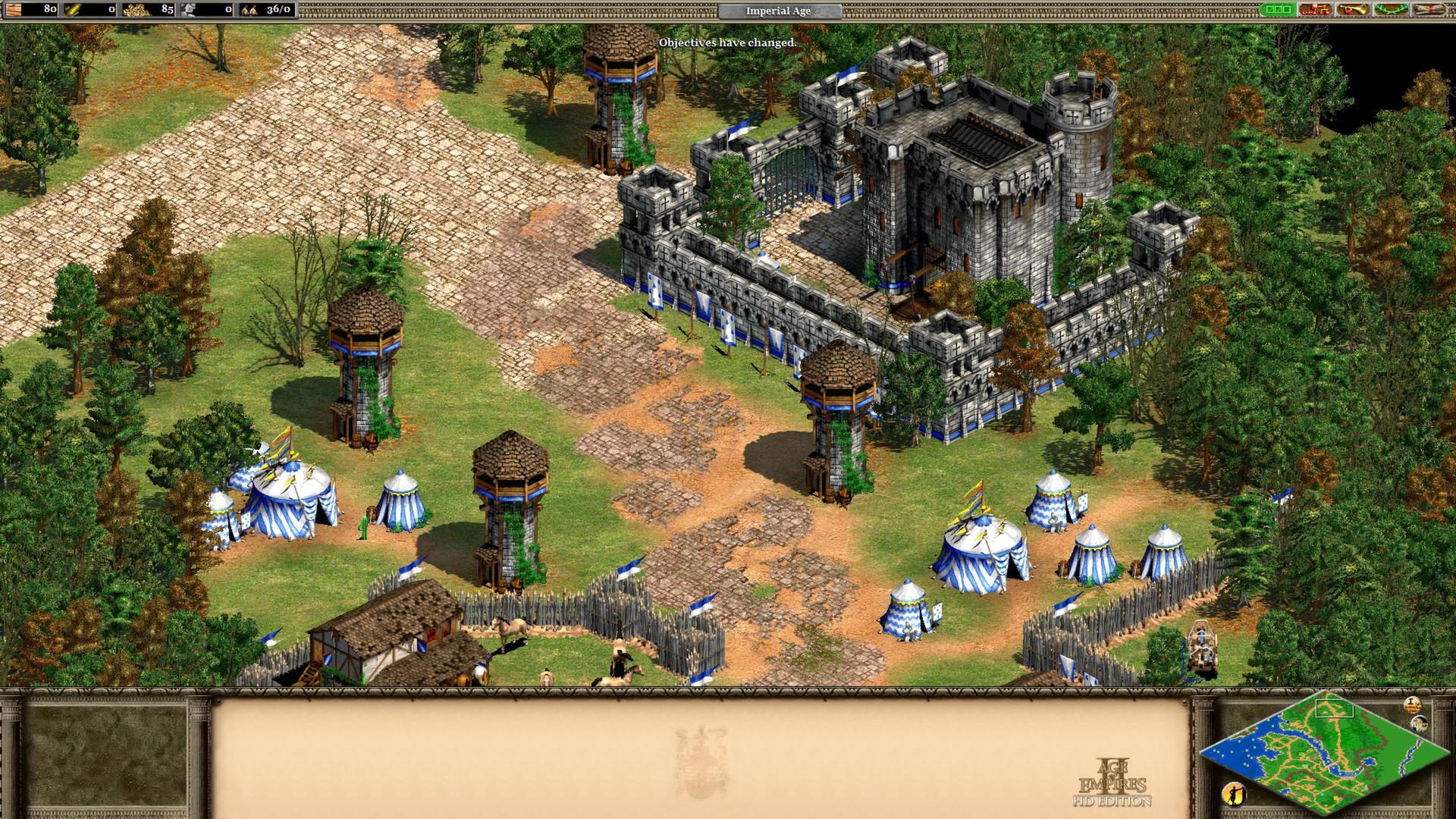 age of empires2 gioco