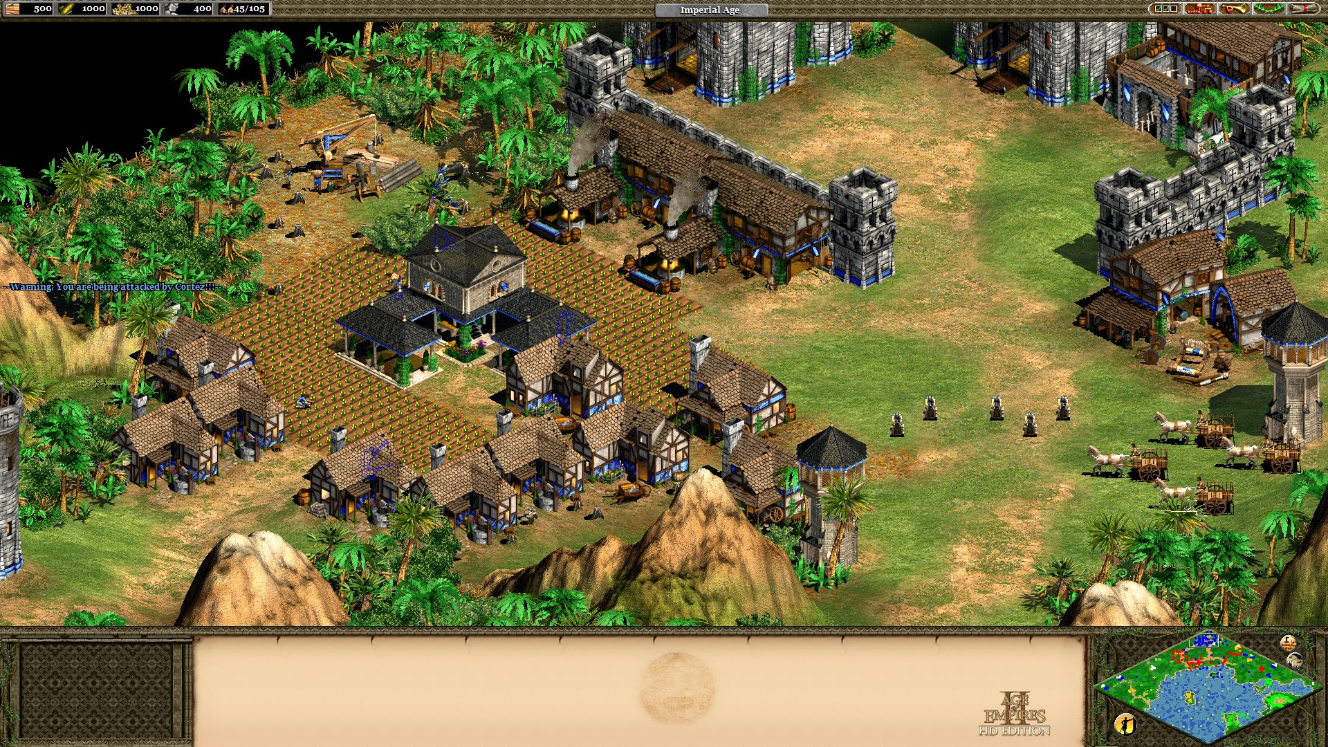 Age of Empires II (2013) · AppID: 221380