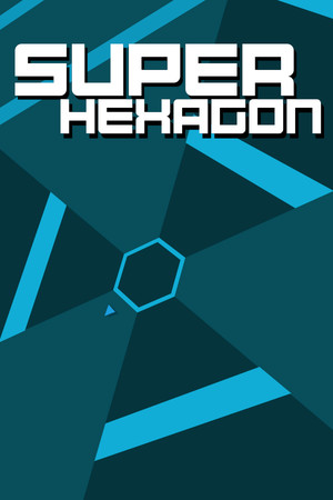 Super Hexagon poster image on Steam Backlog