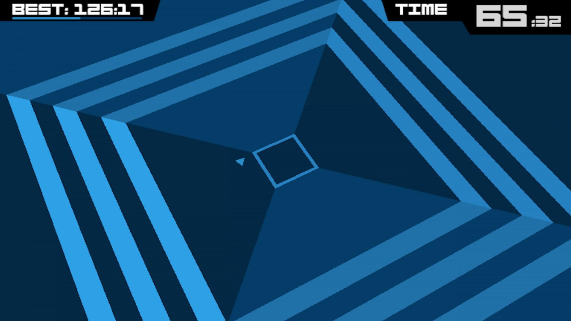 Super Hexagon screenshot 2