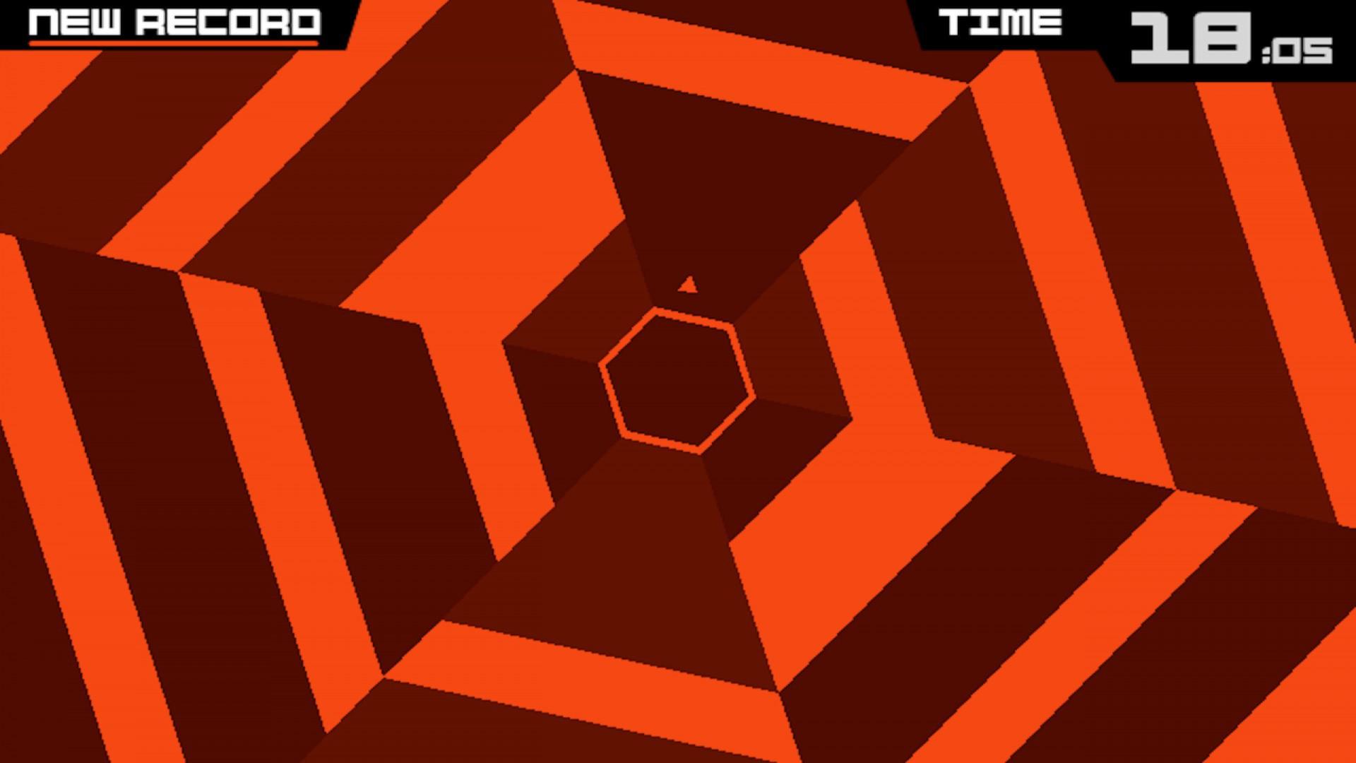 Super Hexagon screenshot 3