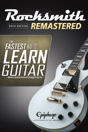 Rocksmith 2014 Edition - Remastered poster image on Steam Backlog