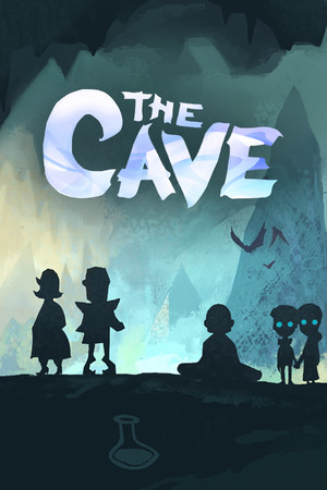 The Cave poster image on Steam Backlog