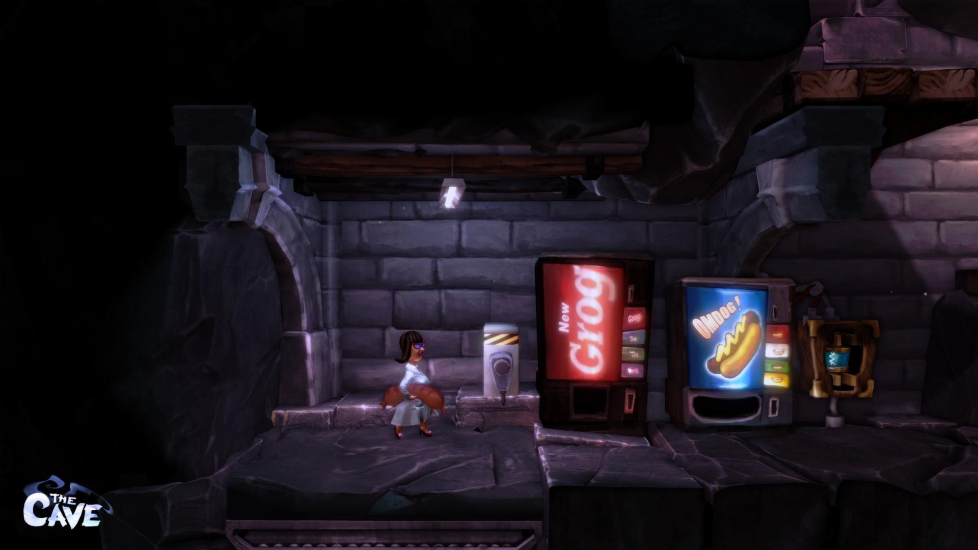 ron gilbert the cave mac