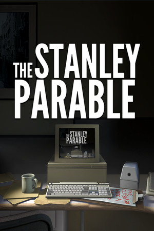 The Stanley Parable poster image on Steam Backlog