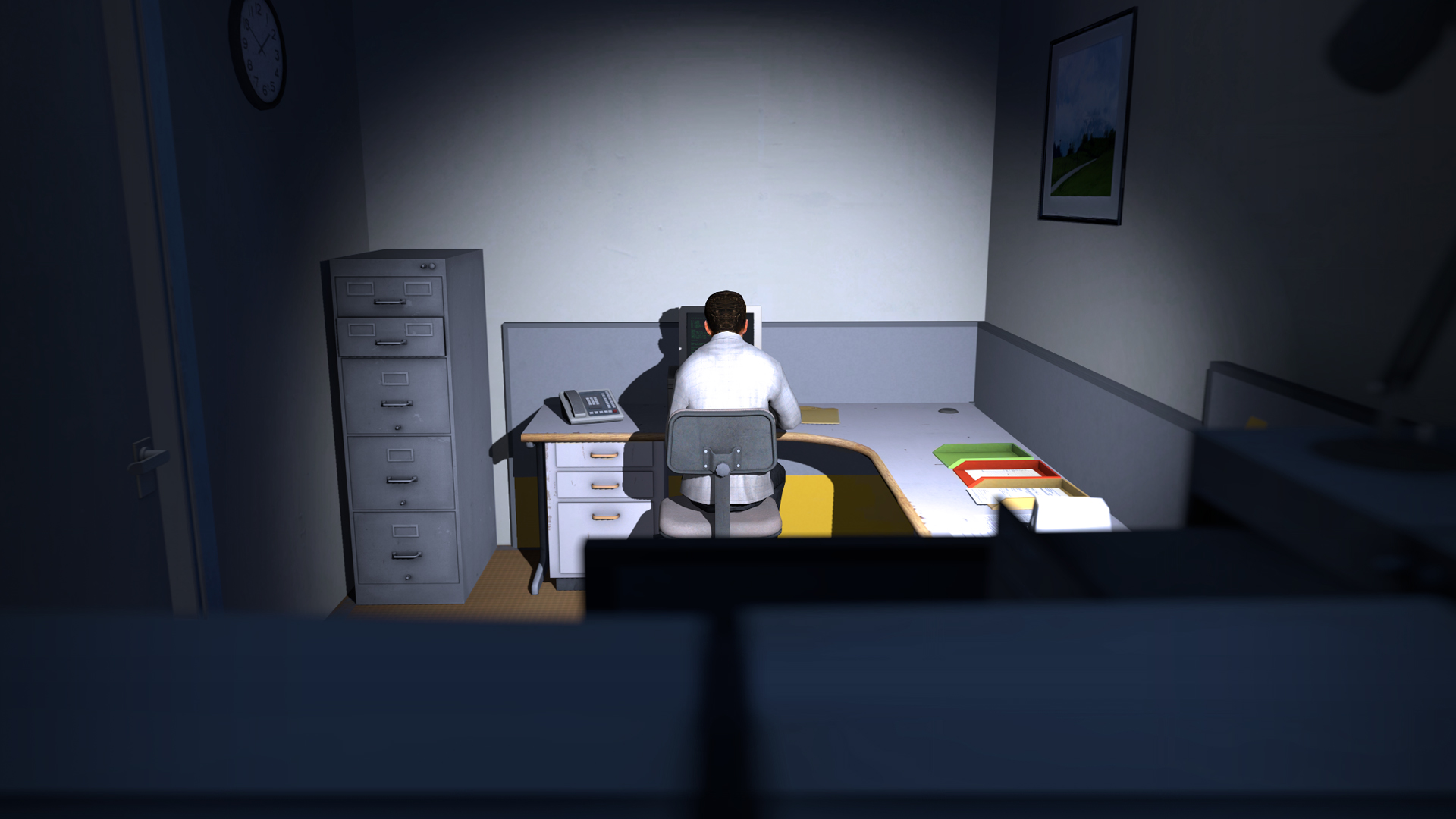 Image result for stanley parable