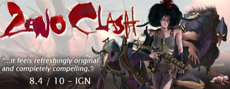 Zeno Clash - 奇诺冲突
