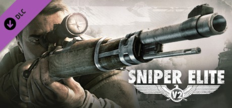 Sniper Elite V2 - Saint Pierre cover art