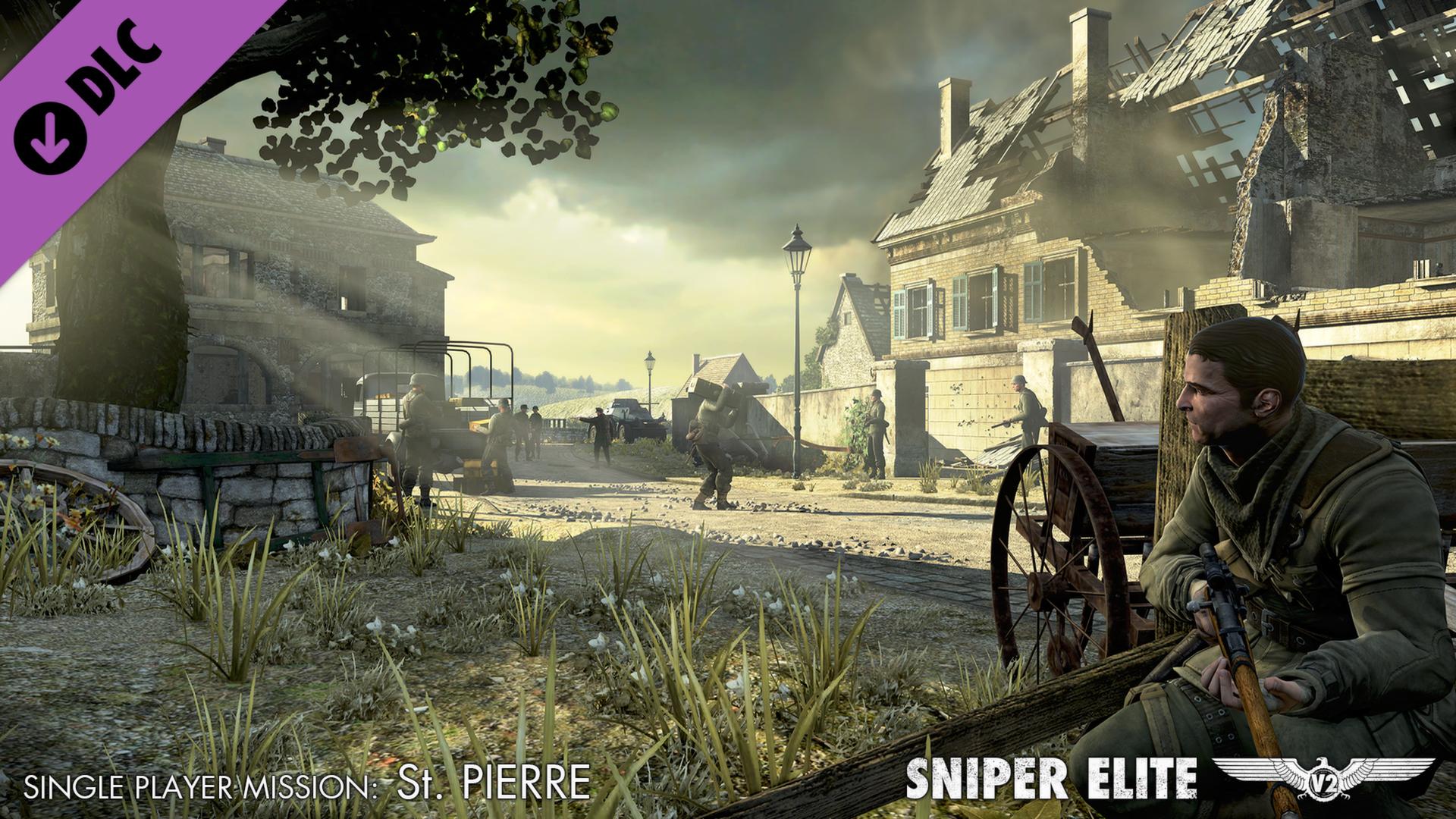 download sniper elite v2 pc single link