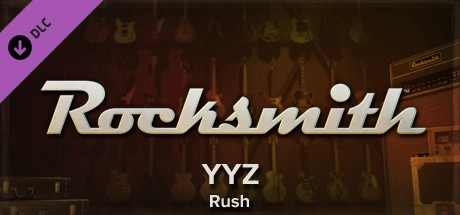 Rocksmith - Rush - YYZ