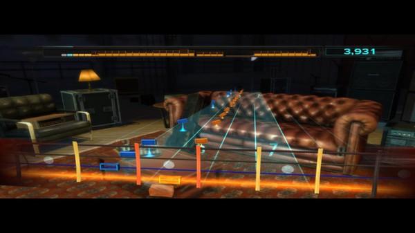 Rocksmith - Rush - YYZ (DLC)