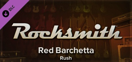 Купить Rocksmith - Rush - Red Barchetta (DLC)