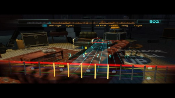 Rocksmith - Rush - Headlong Flight (DLC)