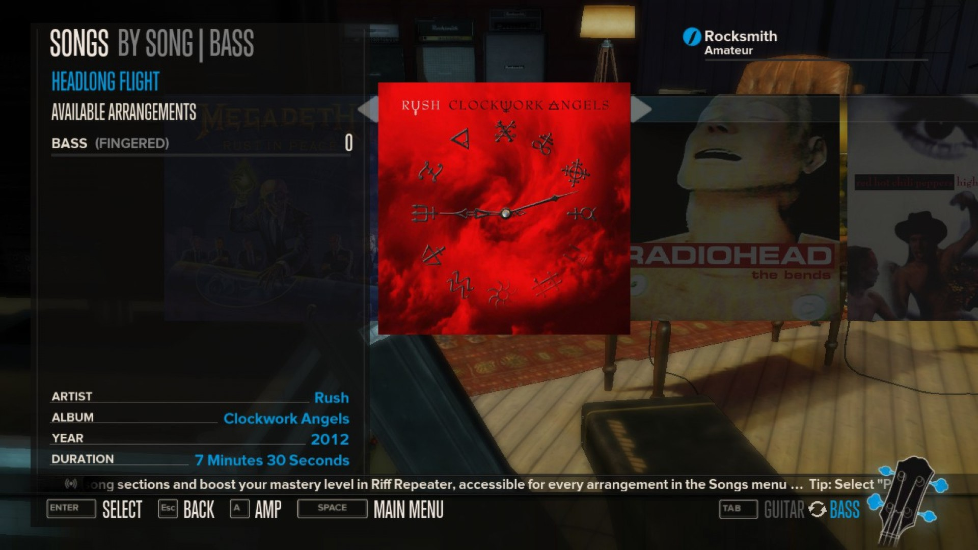 Rocksmith: Rush - Headlong Flight 2012 pc game Img-4