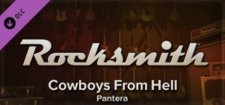 Купить Rocksmith - Pantera - Cowboys From Hell (DLC)