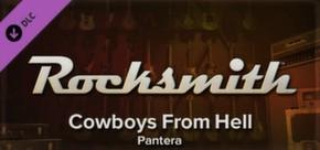 Rocksmith - Pantera - Cowboys From Hell