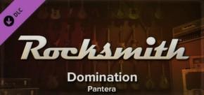 Rocksmith - Pantera - Domination