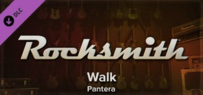 Rocksmith - Pantera - Walk