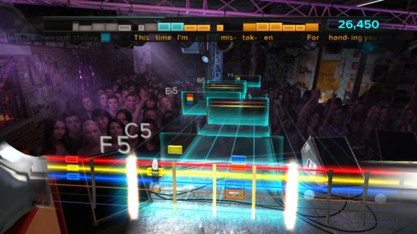 Rocksmith - Nickelback - How You Remind Me (DLC)
