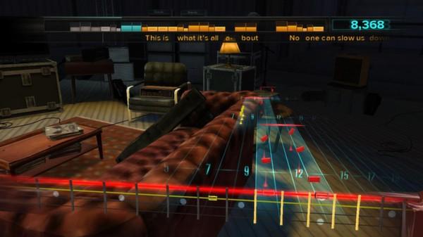 Rocksmith - Nickelback - Bottoms Up (DLC)