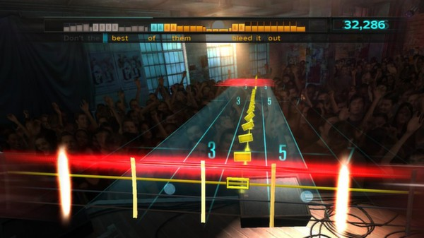 Rocksmith - Foo Fighters - My Hero (DLC)